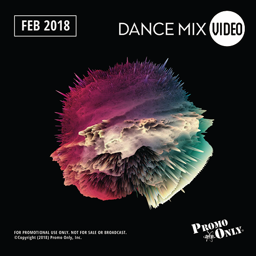 Dance Mix Video February, 2018 Album Cover