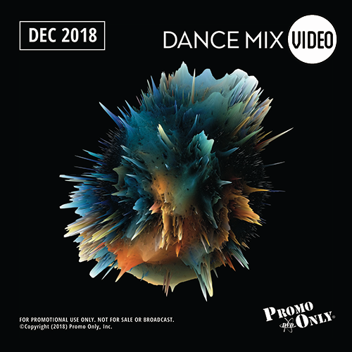 Dance Mix Video December, 2018 Album Cover
