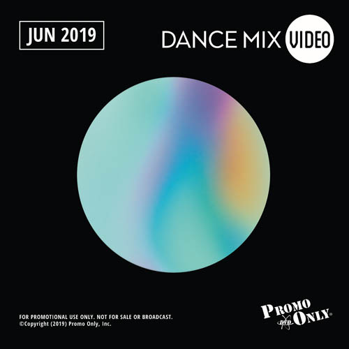 Dance Mix Video June, 2019 Album Cover