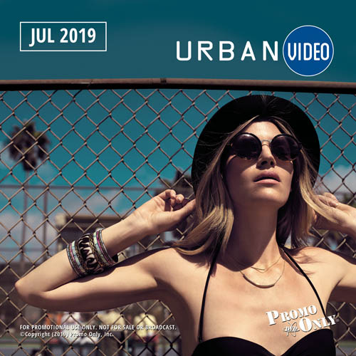 Urban Video July, 2019 Album Cover