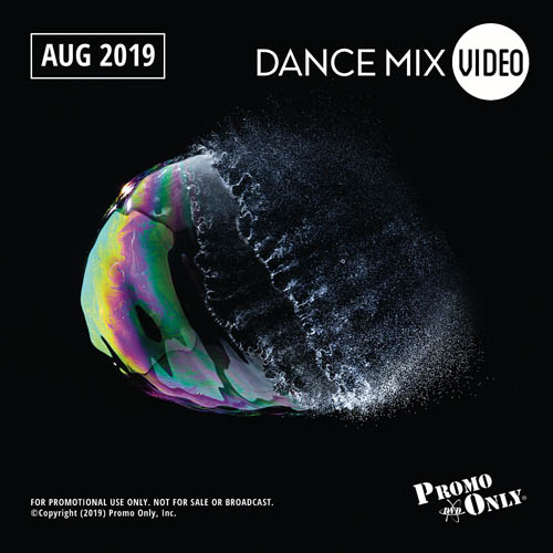 Dance Mix Video August, 2019 Album Cover