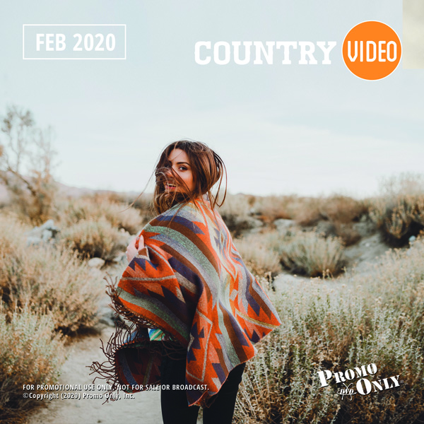 Country Video February, 2020 Album Cover