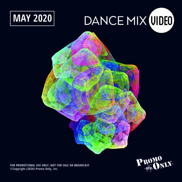 Dance Mix Video May, 2020 Album Cover